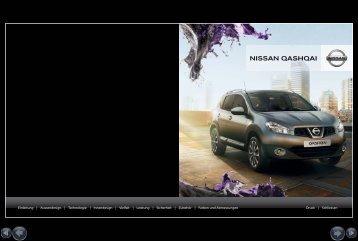 Prospekt Nissan Qashqai
