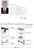 flexibility more space Medline shelf SYSTEM - Karl Heck GmbH - Seite 2