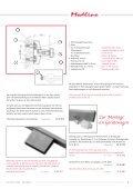 flexibility more space Medline shelf SYSTEM - Karl Heck GmbH - Seite 5