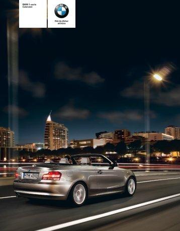 När du älskar att köra BMW 1-serie Cabriolet