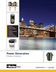 Power Generation Filtration Solutions - Bolland Machine