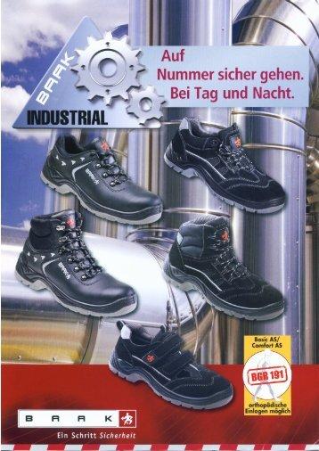 Baak Industries Schuhe