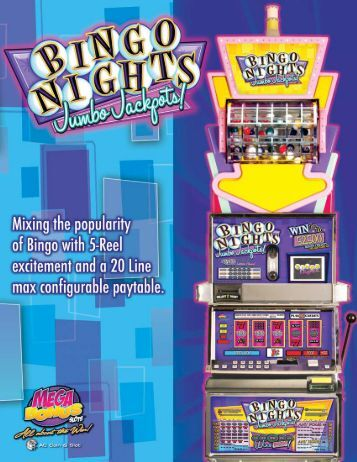 Bingo Nights Spec - AC Coin And Slot