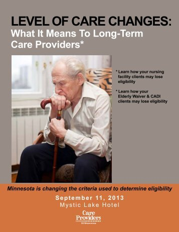 view more information - Care Providers of Minnesota