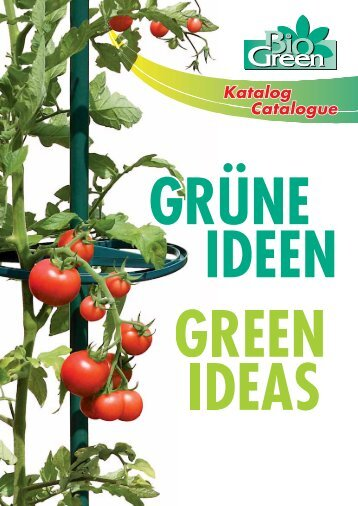 Catalogue Katalog - Bio Green