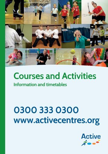 Active Mind - Active Centre