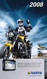 by johnson controls - VARTA Automotive PartnerNet