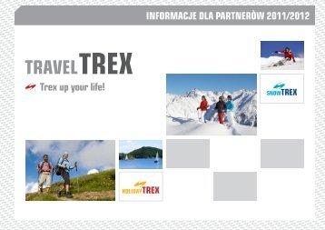 TravelTrex Informacje dla Partnerow Polska