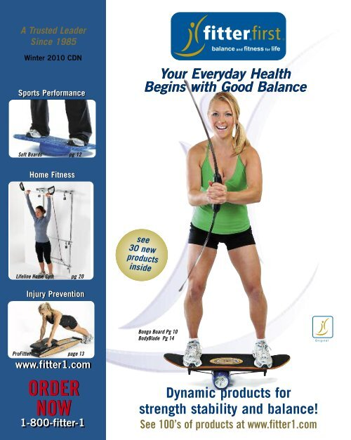 #1 Physical Therapist Recommended Balance Pad Gravity Fitness Premium Quality N