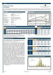 Athena UI Fonds Factsheet