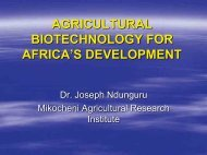 Biotechnology Ndunguru OFAB 2013.pdf