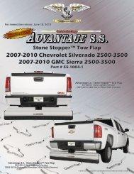 2007-2010 Chevrolet Silverado 2500-3500 - Cloud-Rider