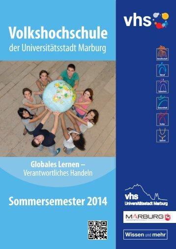 VHS - Volkshochschule Marburg
