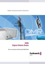 DMR Digital Mobile Radio - Romkatel