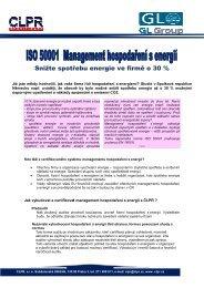 ČSN EN ISO 50001