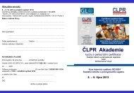 Kurz interních auditorů ISO 9001 ve dnech 8.–9. října 2013