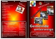 Gemeinde unterwegs 5-2007 - Evangelische Schaustellerseelsorge