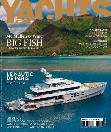 BIG FISH - Marquis Yachts