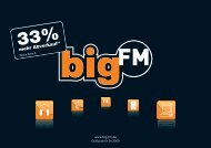DAS IST bigFM! - RadioCom SW GmbH