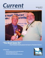 Spring - Missouri Water Environment Association
