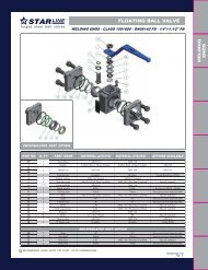 Weld Ends (Data Sheets) - Global Supply Line