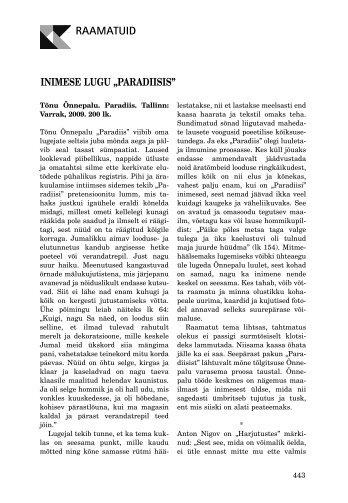 RAAMATUID - Keel ja Kirjandus