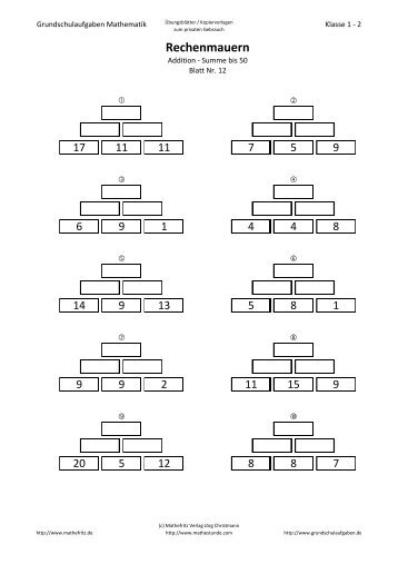 Geometrie Klassenarbeit 3 - Mathefritz