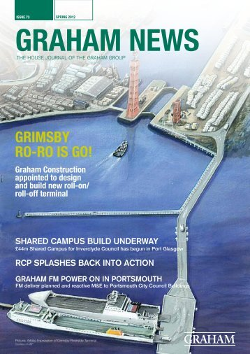 GRIMSBY RO-RO IS GO! - Graham