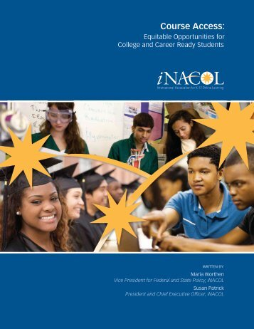 iNACOL-Course-Access-Equitable-Opportunities-for-College-and-Career-Ready-Students