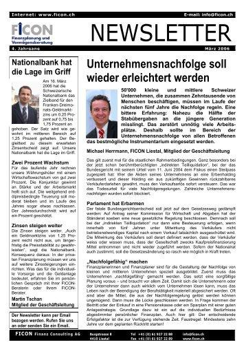 Nr. 30 / März - herrmanntschan.ch