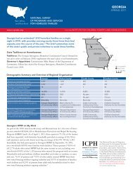 GEORGIA - The Institute for Children, Poverty, and Homelessness