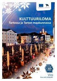 Kulttuuriloma - Tartu