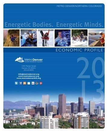 Metro Denver Economic Profile 2013 - Stapleton