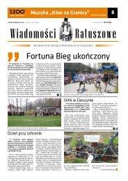 29 kwietnia 2011.pdf - Cieszyn.pl