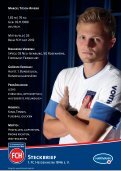Page 1 Page 2 MARcEL T|TscI-I-RIVE Ro 1,82 M | 76 KG GEB ... - Page 2