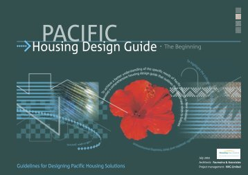 Pacific Housing Design Guide - Housing New Zealand