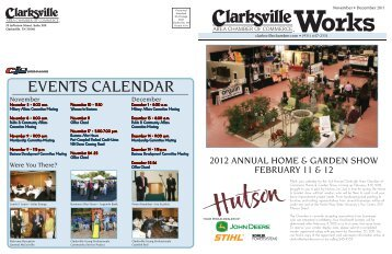 events calendar - Clarksville Area Chamber of Commerce