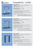 Tischgestelle XXL - ELLIPSE - Franz Giesselmann Metallwaren ... - Seite 3