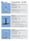 Tischgestelle XXL - ELLIPSE - Franz Giesselmann Metallwaren ... - Seite 4