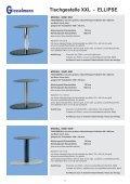 Tischgestelle XXL - ELLIPSE - Franz Giesselmann Metallwaren ... - Seite 5