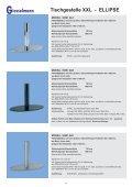 Tischgestelle XXL - ELLIPSE - Franz Giesselmann Metallwaren ... - Seite 6