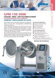 FL GPM 130K DEUENGSPAN kor1 - Stone Food Machinery