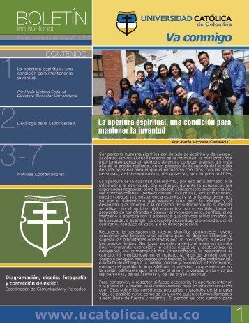 aquí - Universidad Catolica de Colombia