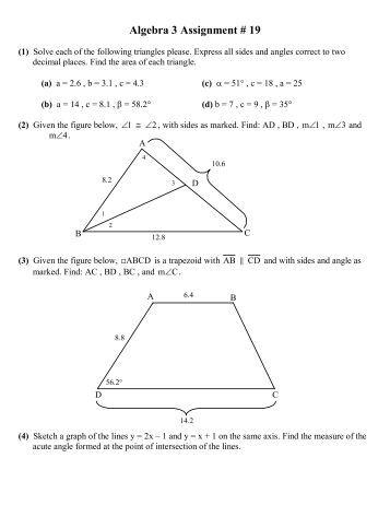 free algebra 2 help step by step