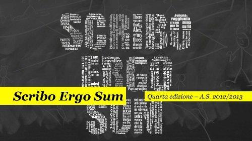 """qui - Liceo Classico Statale """"Paolo Sarpi"""""""