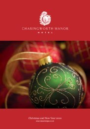 Christmas and New Year 2010 - Classic Lodges