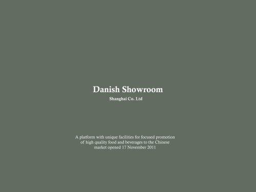Danish Showroom