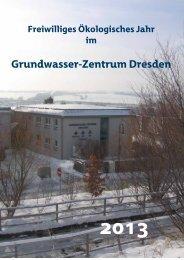 Grundwasser-Zentrum Dresden - GWZ Dresden