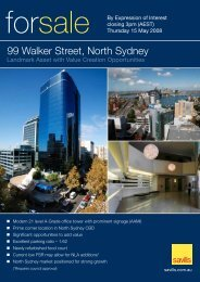 99 Walker Street, North Sydney - Realestate.com.au