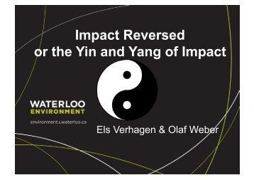 Impact Reversed - Institute for Social Banking